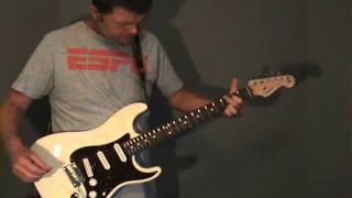 """Stone Temple Pilots """"Sin"""" guitar Cover"""