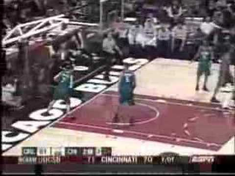 Kirk Hinrich - dunk & highlights from his rookie season