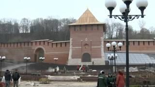 Нижний Новгород подготовился ко Дню народного единства