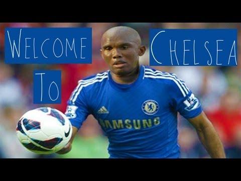Samuel Eto • Welcome To Chelsea •