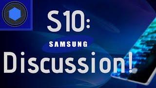 Samsung Galaxy S10: What Will It Be Like? - Vezerlo (Reupload)