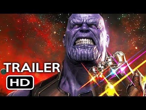 Avengers: Infinity War Official Trailer Teaser #1 (2018) Marvel Superhero Movie HD