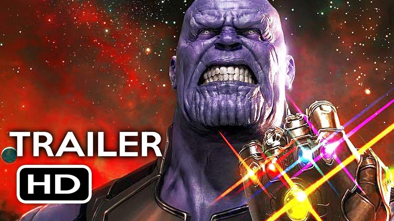 Avengers Infinity War Official Trailer Teaser 1 2018 Marvel Superhero Movie Hd Youtube
