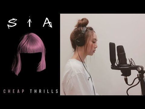 SIA - CHEAP THRILLS [Hany Lee Cover]