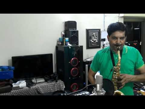 Rimjhim Ke Geet Sawan Saxophone Cover Dr C B Savita