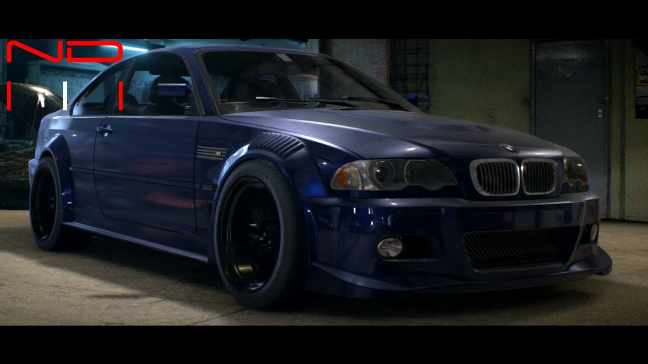 BMW M3 E46 (2006) - Modified - NFS2015 Sound - YouTube