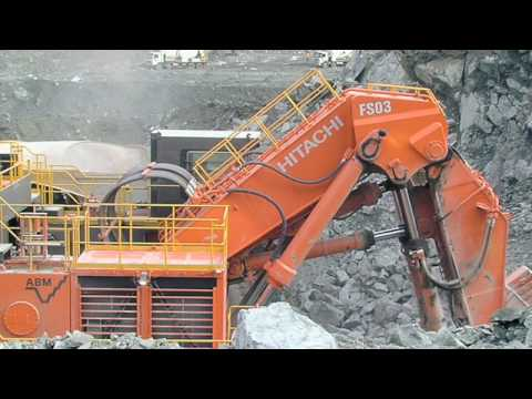 Hitachi EX3600-6 Excavator in Australia