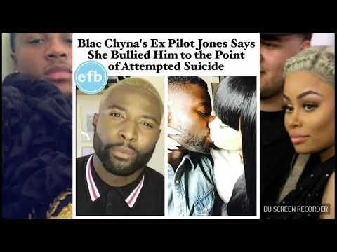 Blacchyna Cyber bullied Ex Pilot Jones