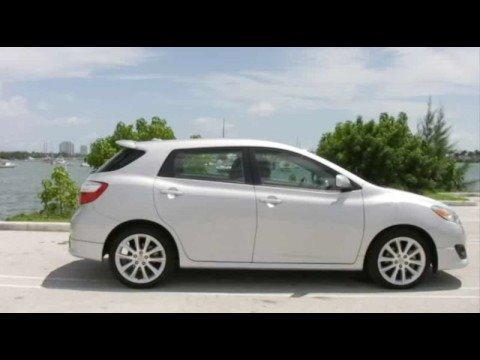Toyota Matrix XRS  YouTube