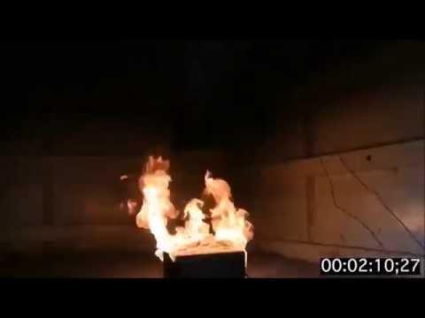 BlueSky - Feuer- und Nageltest Aquion AHI Batterie