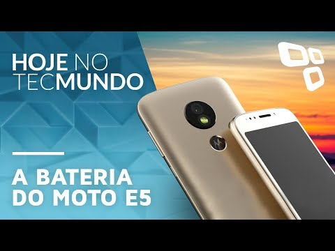 """Moto E5 e G6 Play, roubo milionário de criptomoedas, iPhone X """"modesto"""" e mais - Hoje no TecMundo"""