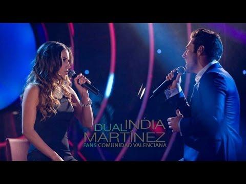 India Martínez en la Gala 'Bustamante, Vivir' de TVE - HD