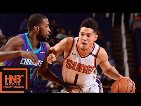 Phoenix Suns vs Charlotte Hornets Full Game Highlights / Feb 4 / 2017-18 NBA Season