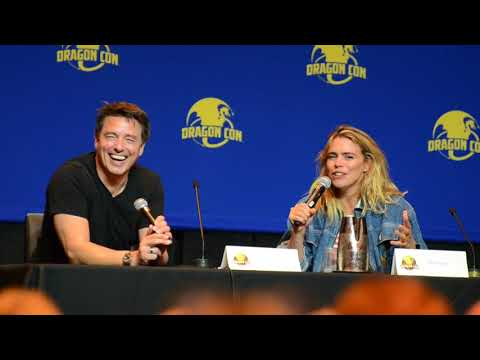 DragonCon 2017  Sunday  Billie Piper  A Moment with Rose & Lilly  Part 1 of 3