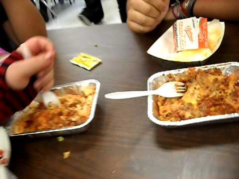gross SCHOOL lunches - YouTube