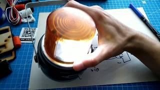 Как переделать любой фонарь на Li-ion и светодиод LED\Раритет на матричном светодиоде 10 ватт(, 2017-06-08T16:40:24.000Z)