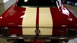 1966 Ford Mustang Fastback Shelby GT 350 Recreation 5-speed FOR SALE NOW