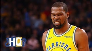 Kevin Durant should get credit for showing vulnerability - Dan Le Batard | Highly Questionable
