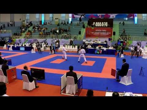 Srunita Sari Vs Dwi Fadhilah - Final Kejuaraan Antar Master