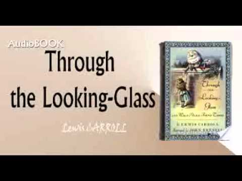 Through the Looking Glass Audiobook Lewis CARROLL