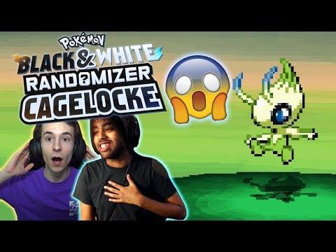 I FOUND HIS FAVORITE POKEMON! - Pokémon Randomizer CAGELOCKE W/ Nexus! Episode #01