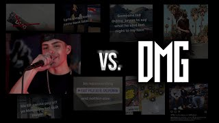 TONY LOYA vs. DELUX MUSIC GROUP (DMG) *dmg bryan vs. grand records* *why do they have beef?*