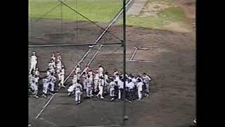 日生球場 近鉄対ロッテ その5 インカビリア選手の乱闘と退場
