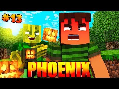 FLO BRINGT MICH UM!? - Minecraft PHOENIX #13