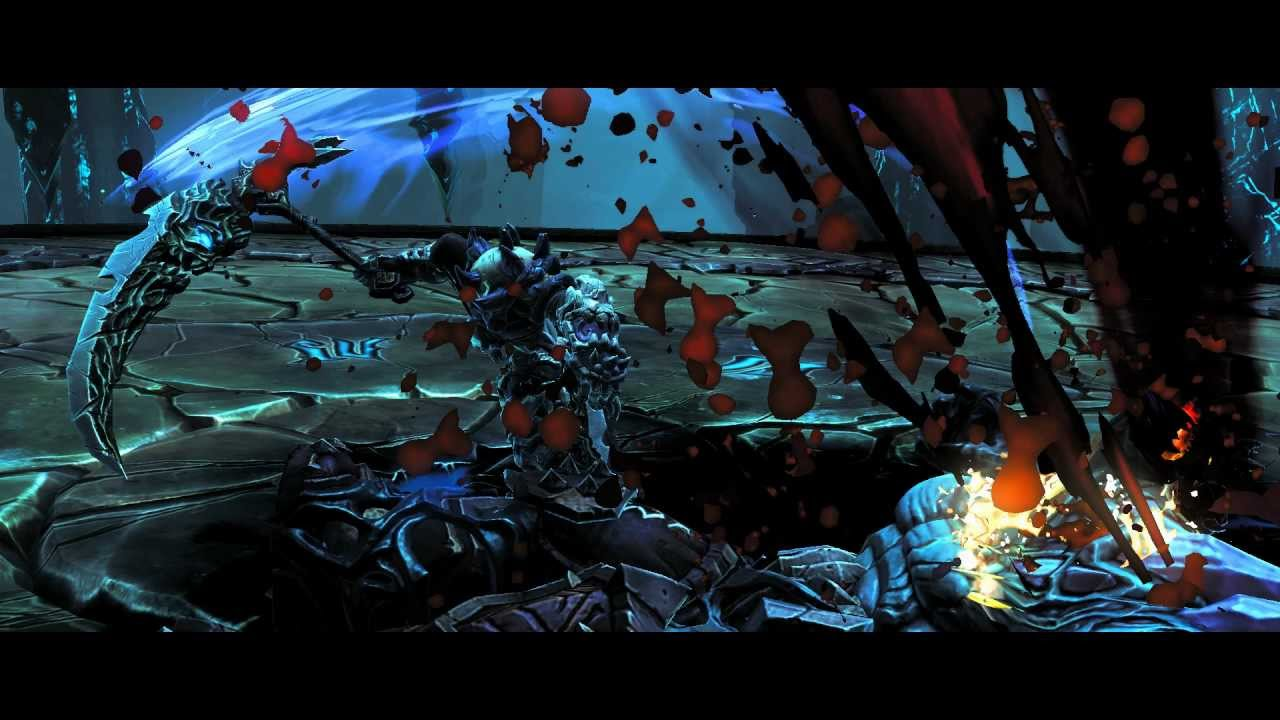 Darksiders 2 - Absalom (Theme) - Final Boss Soundtrack ...