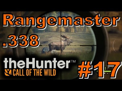 Hunting with the Rangemaster .338 | theHunter: Call of the Wild 2017