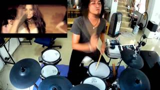 Alesha Dixon -The Boy Does Nothing(Electric Drum cover by Neung)