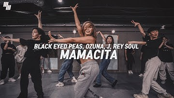 Black Eyed Peas, Ozuna, J. Rey Soul - MAMACITA   Dance Choreography by Shinjiwon   LJ DANCE