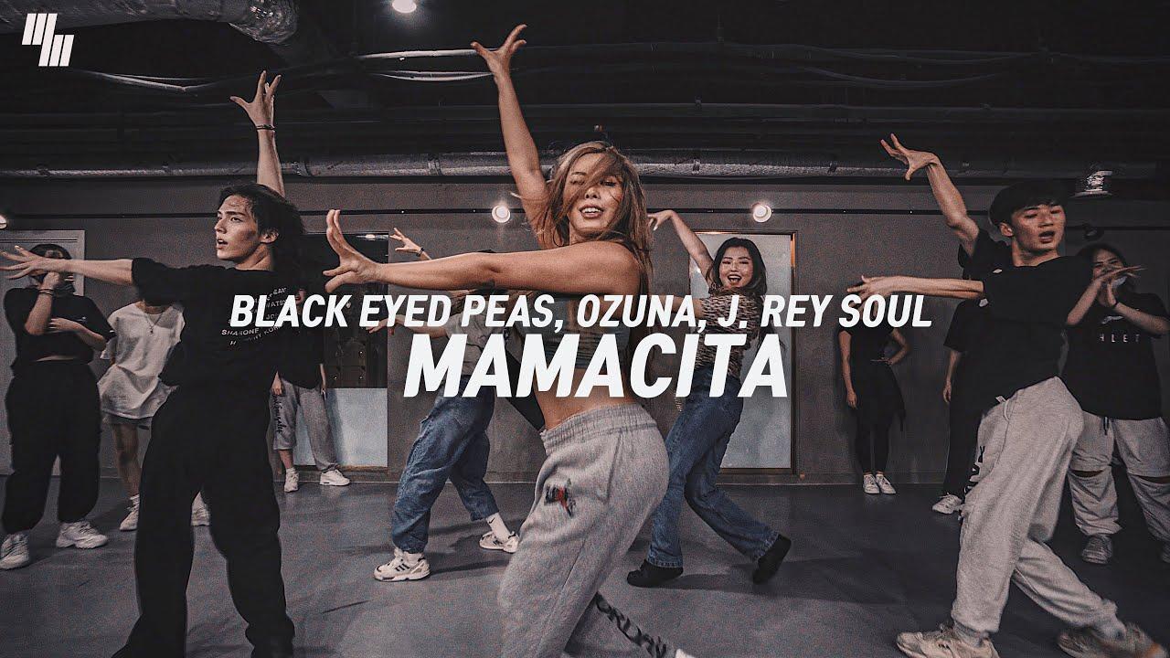 Black Eyed Peas, Ozuna, J. Rey Soul - MAMACITA | Dance Choreography by Shinjiwon | LJDANCE