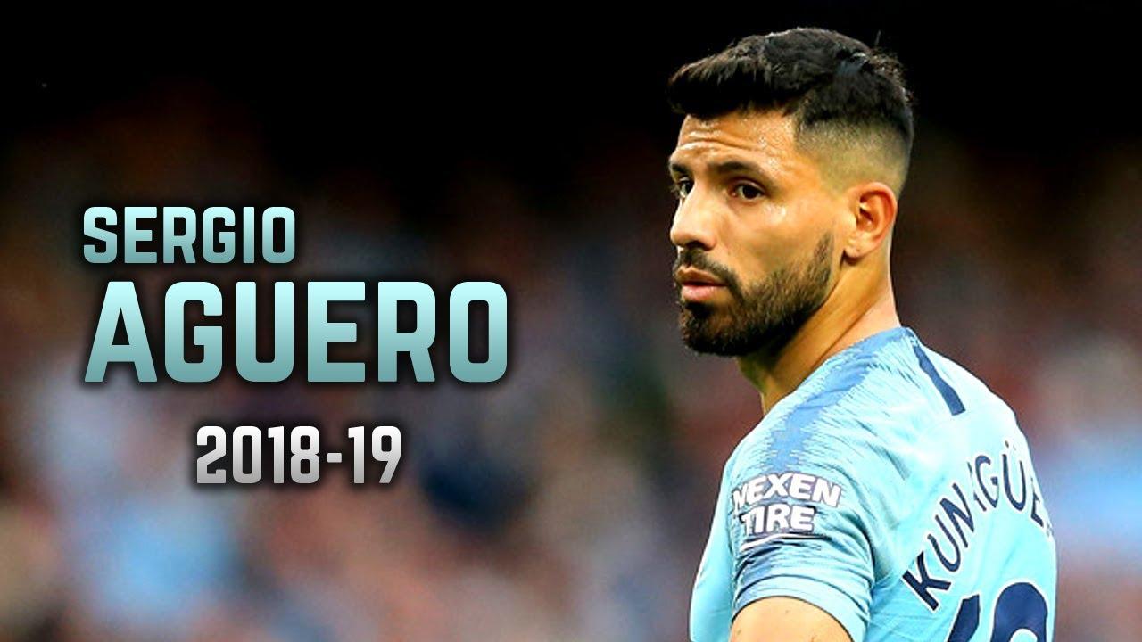 Sergio Agüero 2018-19 | Amazin...