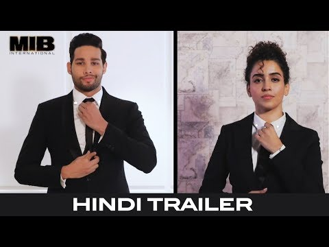 Men In Black International | Hindi Trailer