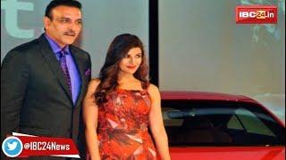 Indian cricket coach Ravi Shastri dating Nimrat Kaur | रवि शास्त्री के अफेयर की खुली पोल