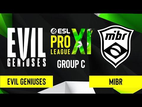 Evil Geniuses vs MIBR vod