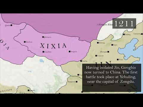 Conquests: Genghis Khan