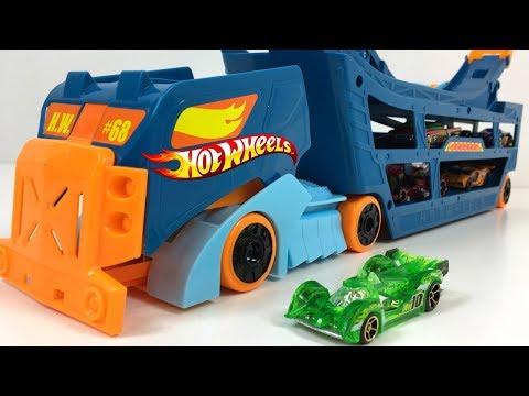 hot-wheels-camion-transportador-con-lanzador-stunt-&-go-y-el-vehiculo-hi-tech-missile-incluido