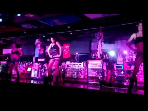 Coyote Ugly - Water Show