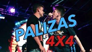 ¡4X4 QUE TERMINARON EN PALIZA! | FMS 🇪🇸🇦🇷