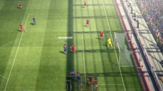 PES 2010 PC Gameplay AMD 720 BE + HD4850