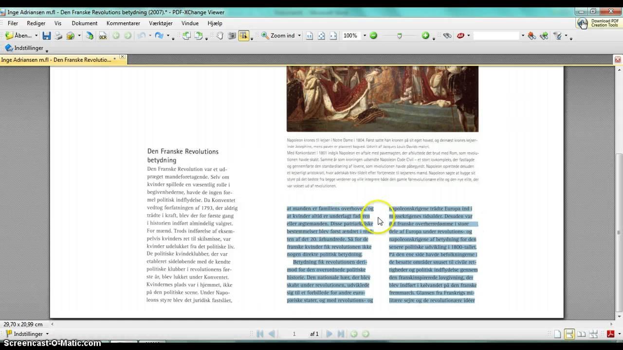 kopiere tekst fra pdf til word