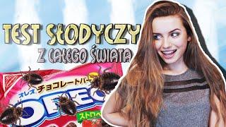 Robaki w OREO!? Test słodyczy z całego świata z Letjuliet! | VictoriaBarbae