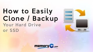 How to easily Backup / Clone your Hard Drive or SSD