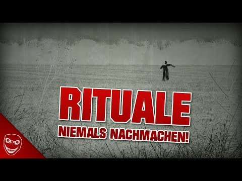 5 gruselige Rituale, die ihr NACHMACHEN könnt, aber NIEMALS solltet!