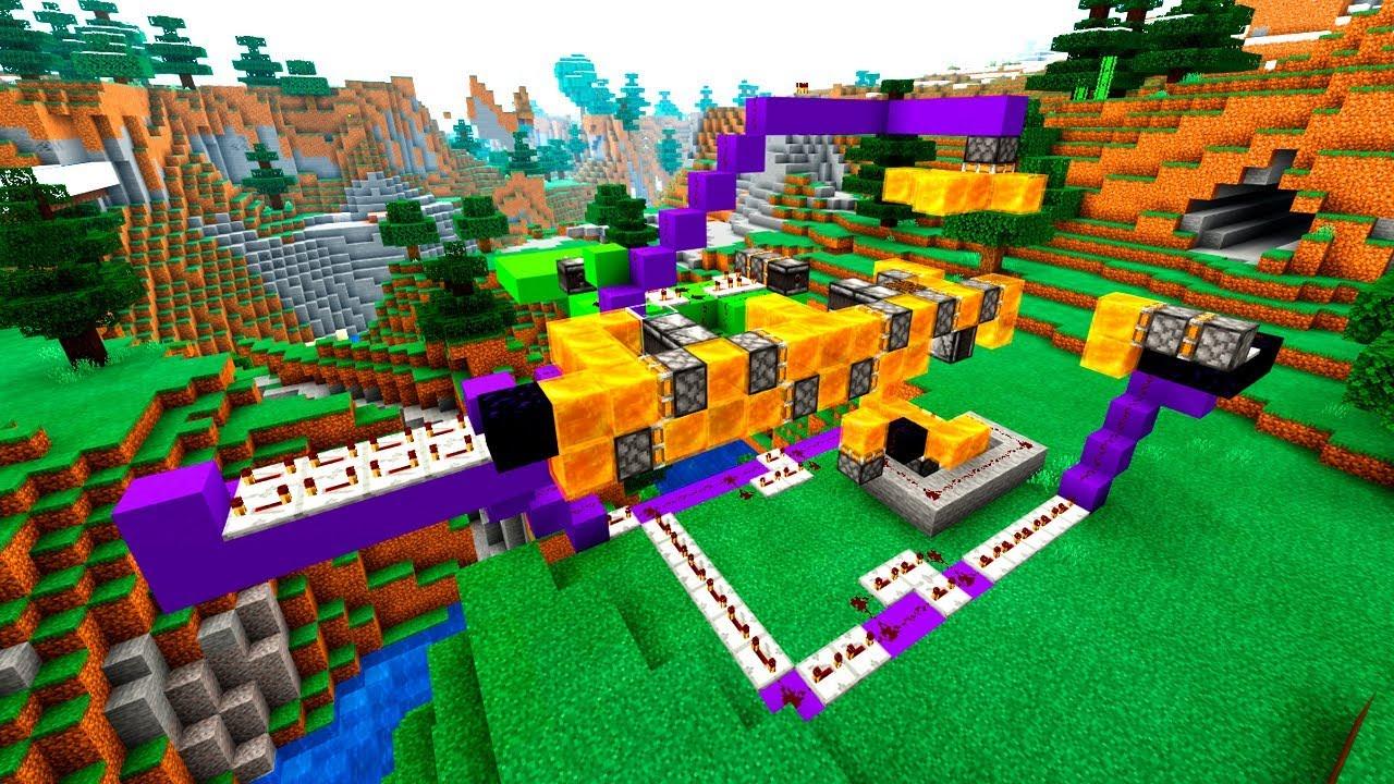 Construcción en Minecraft