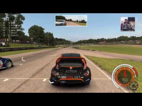 past live broadcast of dirt rally custom event rallycross lydden hill england full curcuit. Black Bedroom Furniture Sets. Home Design Ideas