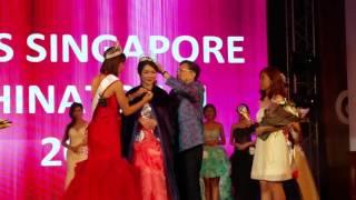 Miss Singapore Chinatown 2015 (Crowning) - Vanessa Tiara