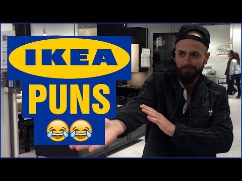 IKEA PUNS! | The Pun Guys